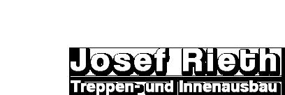 Josef Rieth Treppen- und Innenausbau